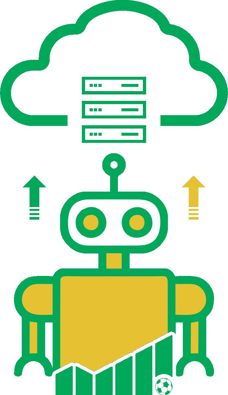 Realnaps server base virtual trading icon